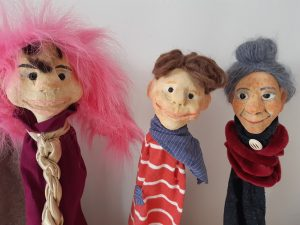Therapeutisches Puppenspiel, Foto: Sonja Lenneke