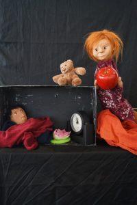 Therapeutisches Puppenspiel, Foto: Ulrike Diehl